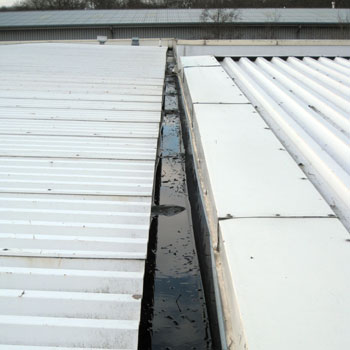 Commercial Guttering Repair After