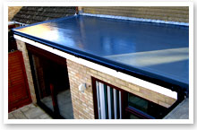Domestic Flat Roofing