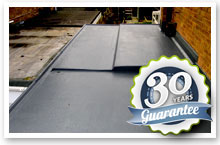 Fibreglass/GRP Flat Roofing Peterborough