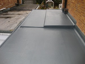Fibreglass Flat Roof System Northampton Grp Flat Roofing
