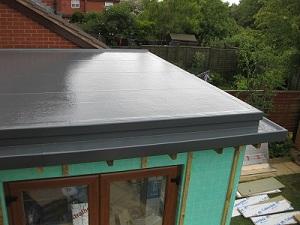 Fibreglass Flat Roof Grp Flat Roofing Fibreglass Roofs
