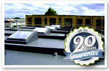 Kemper Coating Flat Roof