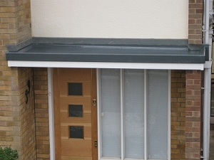 Domestic flat roofing residential roofing contractors for Flat roof porches