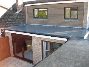 Domestic Flat Roofing Repairs